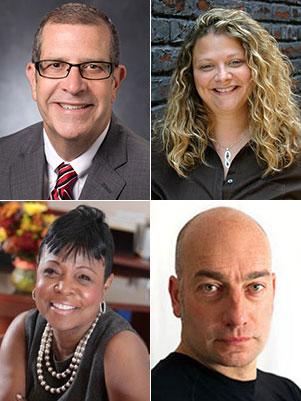 The Four 2016 Alumni of Distinction