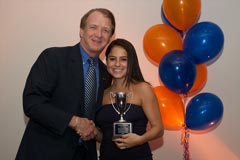 Dean John Wright with Dayana Falcon (Advertising)
