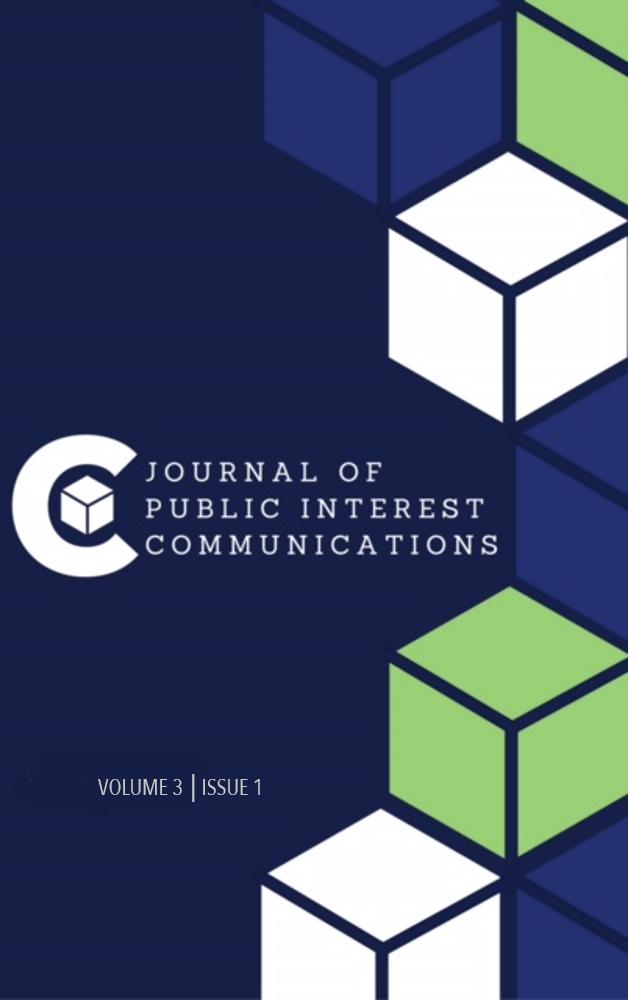 Public Interest Communications logo
