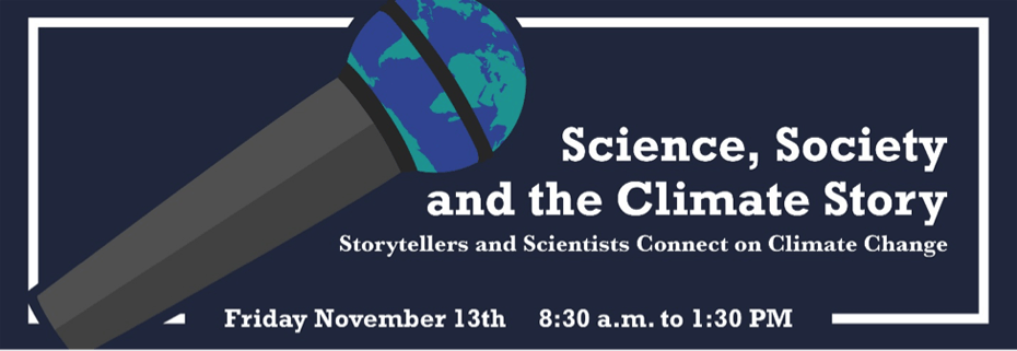 Science, Society and the Climate Story
