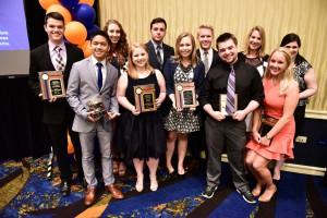 Media Properties award winners.
