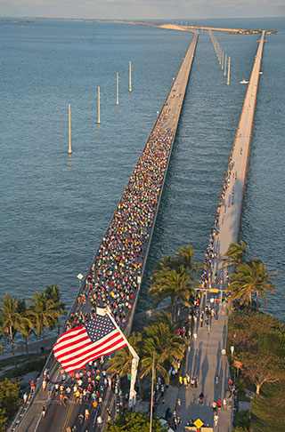 Seven Mile Bridge Run