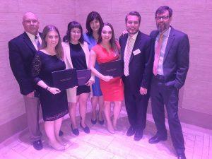 2018 Hearst winners
