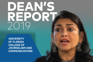 2019 Dean's Report cover