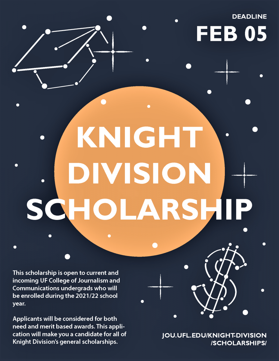 Knight Division 2021 2022 Scholarship Applications Are Posted